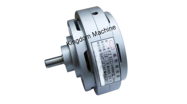 Tension control powder for printing machine