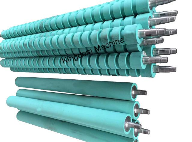 Rubber Roller For Plastic Bag Machine