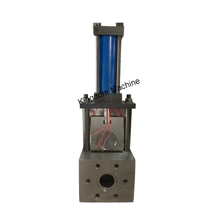 Hydraulic Filter Changer For Blown Film Extrusion