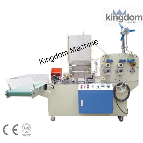Drinking Straw Paper BOPP Film Packing Machine (3 Side Sealing)